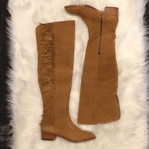 New Frye Over the Knee Boot Us 6.5 M